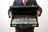 Briefcase Cash