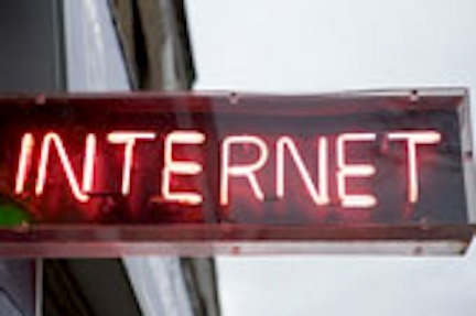 Computer Internet Sign