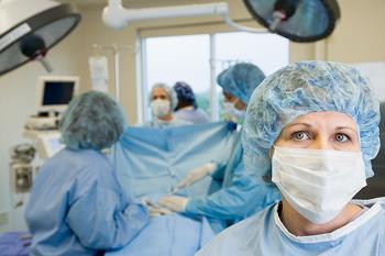 Medicine operate rm