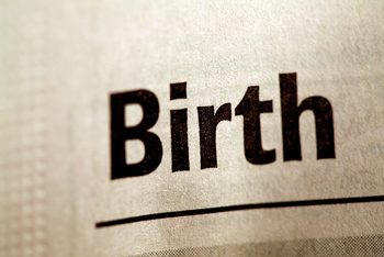 Birth logo