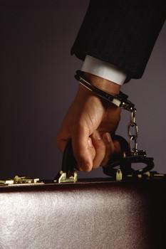 Crime briefcase