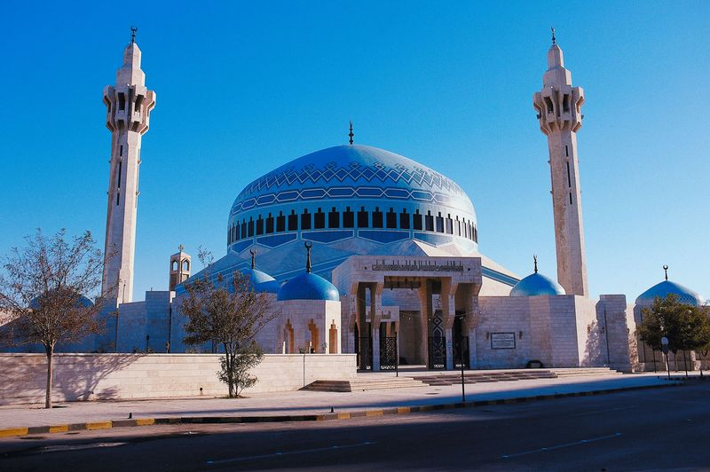 Arab Blue Mosque