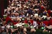 Stock Exchange Pit