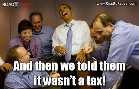 ObamaCareTax