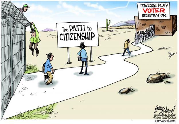 Illegal Aliens Dems