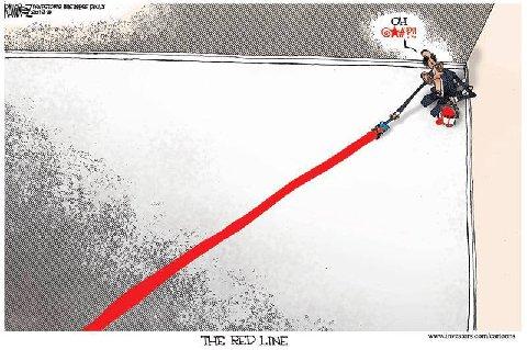 Obama Redline