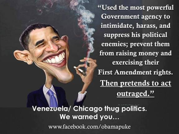 Obama Ganster z9m