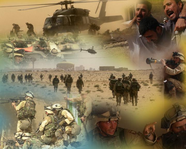 Iraq Composite