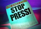 Newspaper Stop
