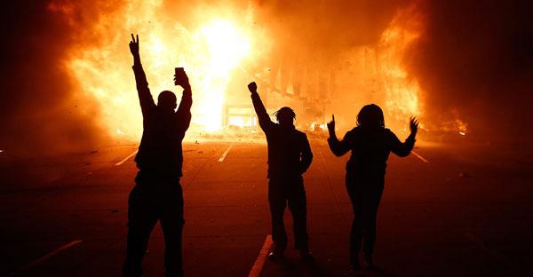 Riots v5v