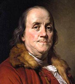 Ben Franklin cyw