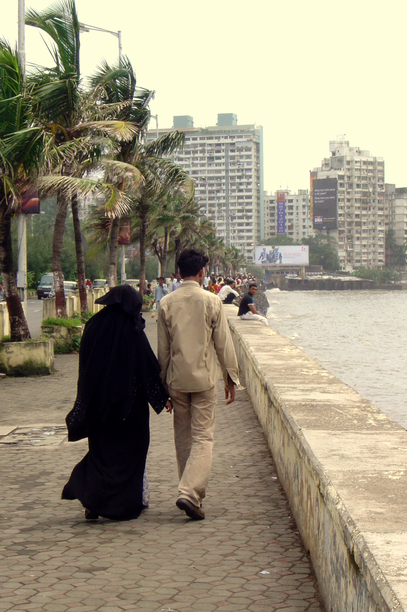 Muslim couple d2x