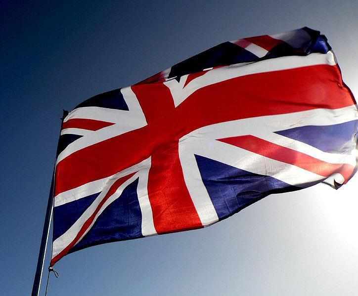 British Flag vuy