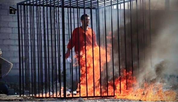 Islam burningman